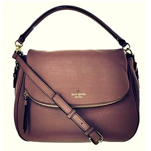 Kate Spade Cobble Hill Large Leather Crossbody Bag